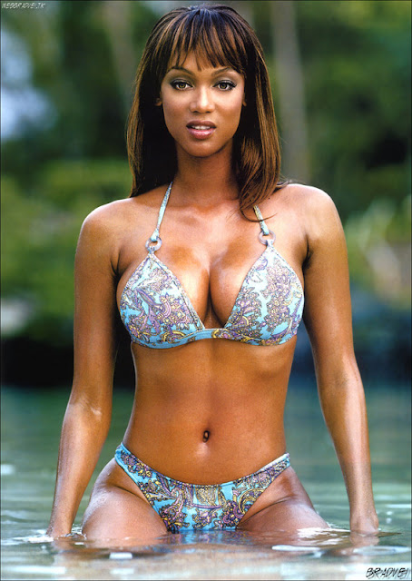 Tyra Banks Hot Pics In Bikini on oscar mendez plastic