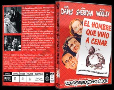 El Hombre Que Vino a Cenar [1942] descargar y online V.o.s.e, español de España megaupload 1 links