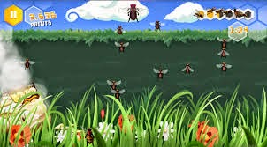 Game Beekyr Eco Shoot'em Up