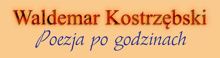 Poezja po godzinach - Waldemar Kostrzębski