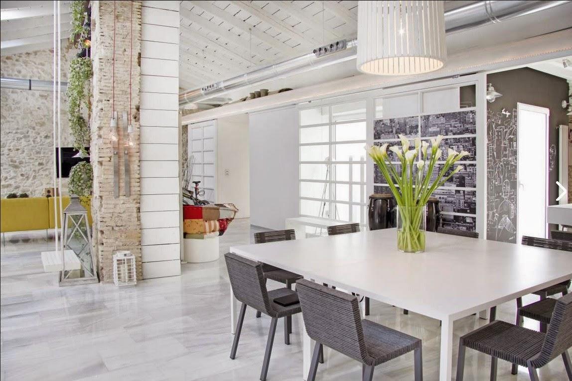 Doos interiorismo appartamento lago alicante for Appartamento sinonimo