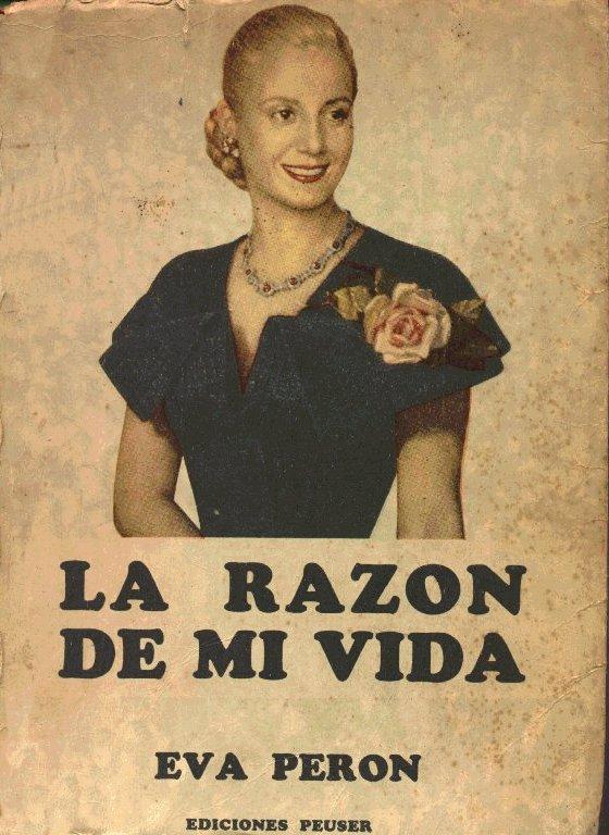 larazon 001 La Razon De Mi Vida   Eva Peron