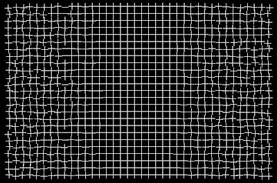 grid optical illusion Brain tickling optical illusions