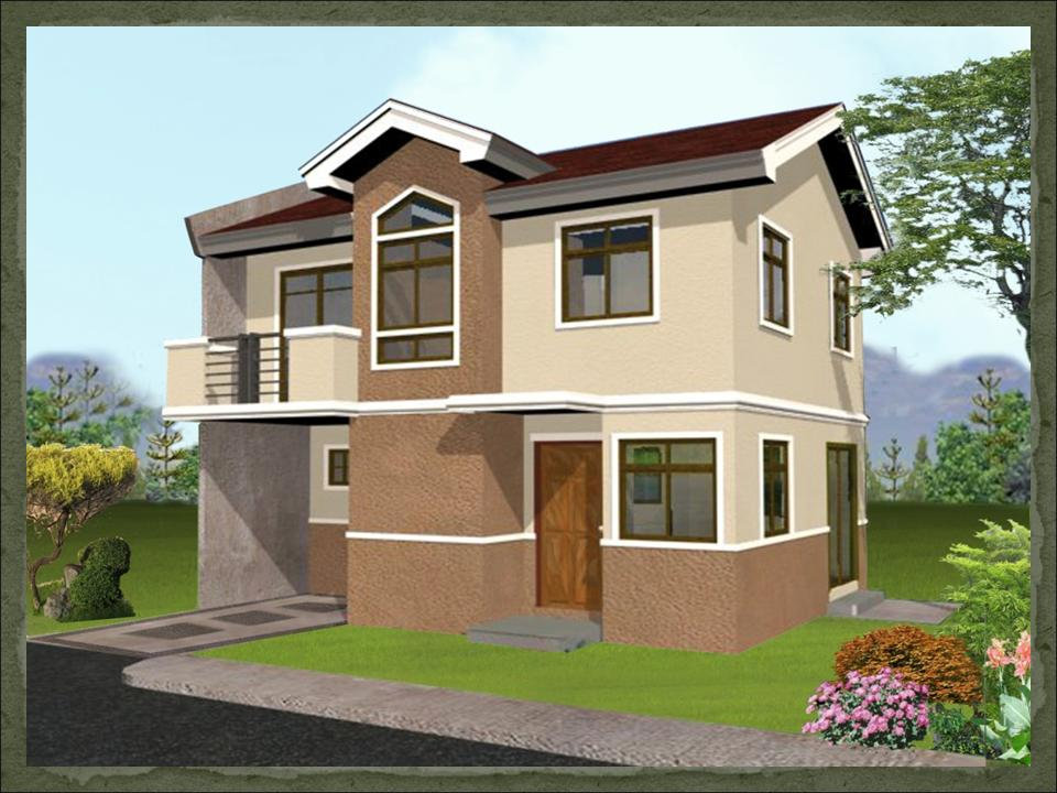 Vida dream home design of lb lapuz architects builders for Philippine houses design pictures