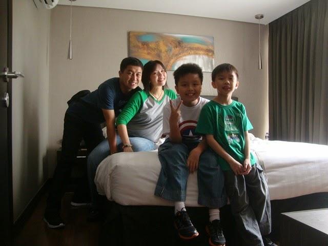 F1 HOTEL MANILA, FAMILY HOTEL
