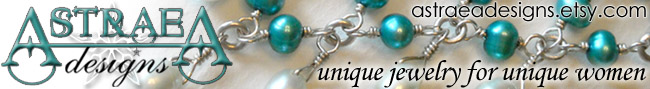 Astraea Designs - Unique Jewelry for Unique Women