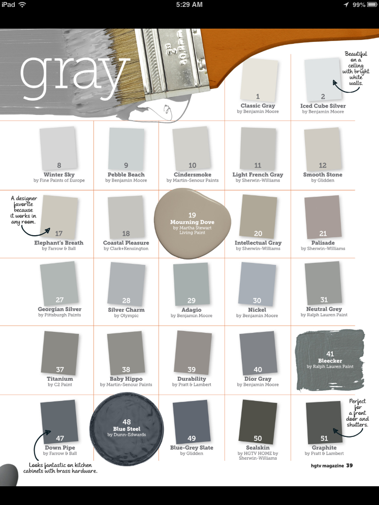 1000 images about home sweet home on pinterest benjamin for Color gray or grey