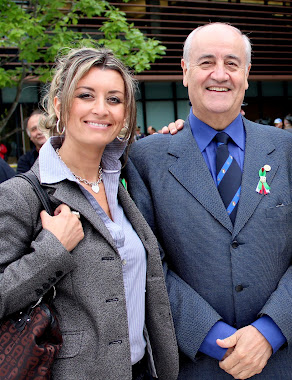 Minister Julian Fantino - paesani!