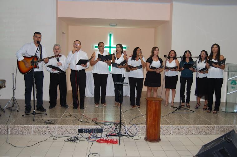 Grupo Musical Expressão de Louvor
