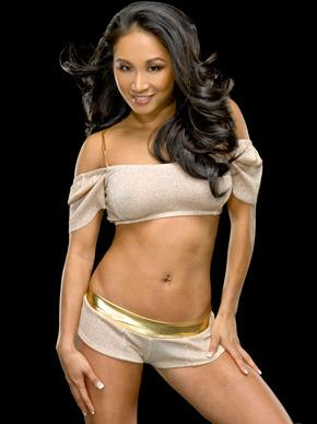 Gail Kim WWE Profile & Pictures 2011