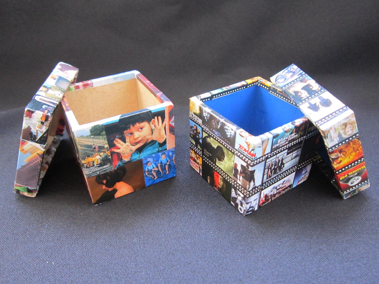 de tudo um pouco : Caixa de madeira feitas com colagens diversas #1355B8 1600x1200
