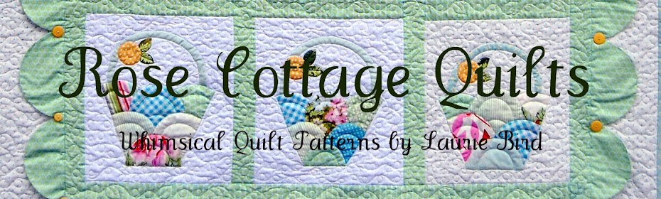 Rose Cottage Quilts