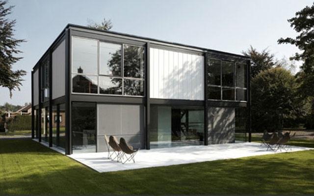Rumah minimalis modern 2 Rumah Minimalis Modern 2013