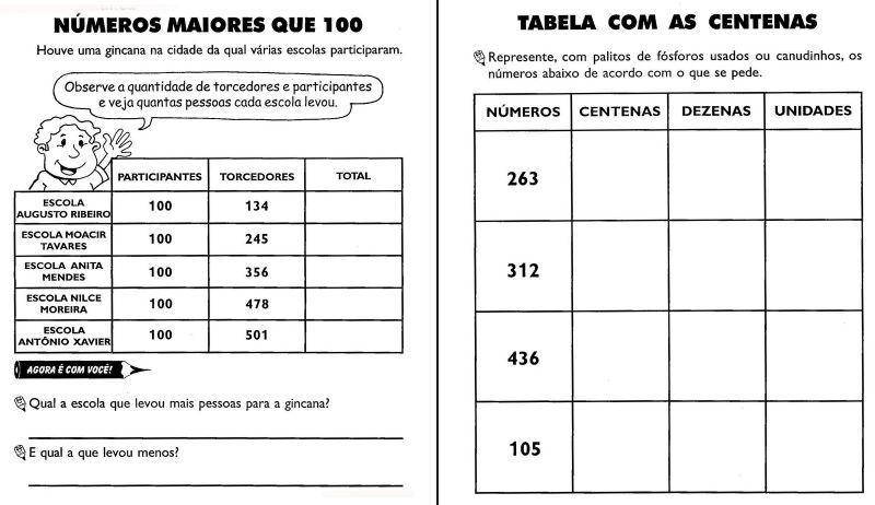 140 ATIVIDADES MATEM  TICA 3   ANO FUNDAMENTAL EXERC  CIOS IMPRIMIR
