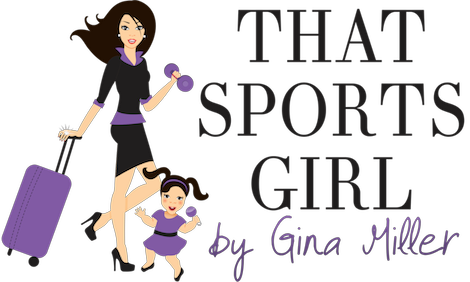 That Sports Girl by Gina Miller