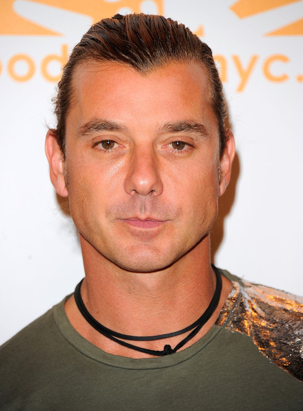 Bush Band Members Robin Goodridge, Corey Britz, Gavin Rossdale And