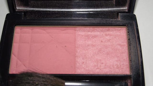 Dior Diorblush Glowing Colour Powder Blusher Review - A Touch Of Blush 829 Rose Dragee