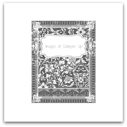 Stampin' Up! Ex Libris Stamp Brush Digital Download
