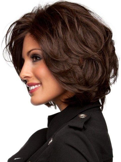 Most Beautiful Medium Hairstyles 2015-Stylish Medium Shoulder Hair-Cute Easy Medium Party Hair ...