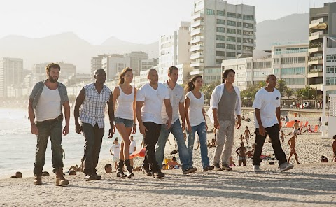 Movie Review : Fast Five