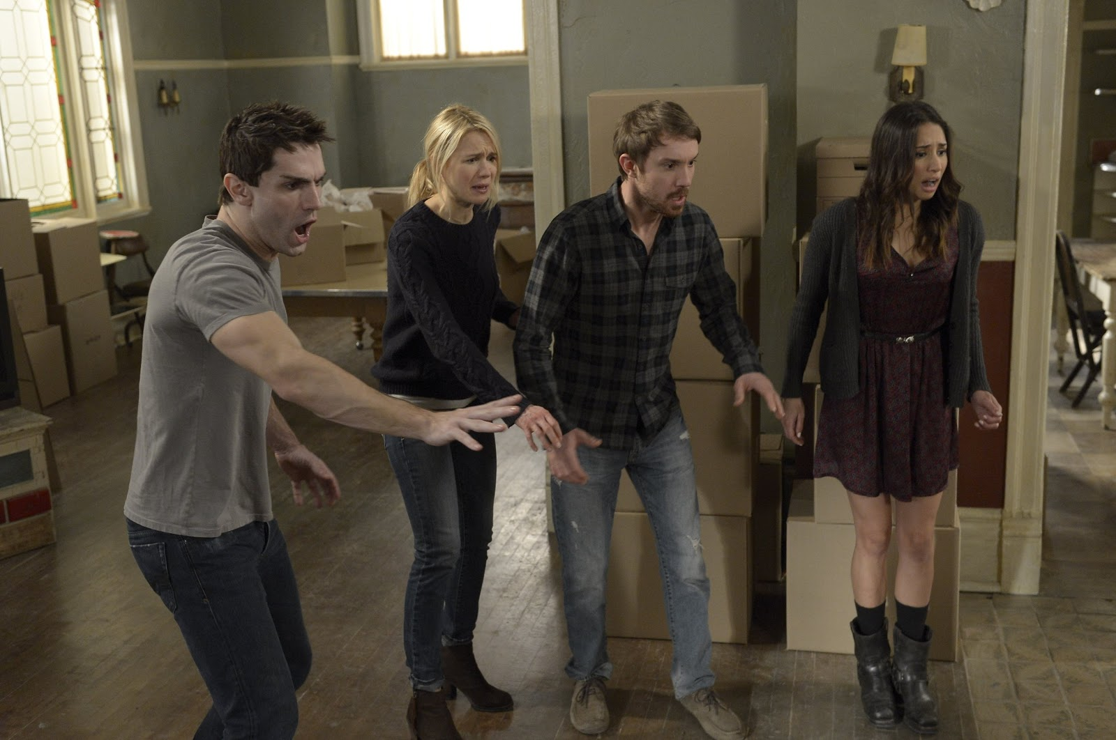 Being Human - Episode 4.12 - House Hunting - Promotional Photos