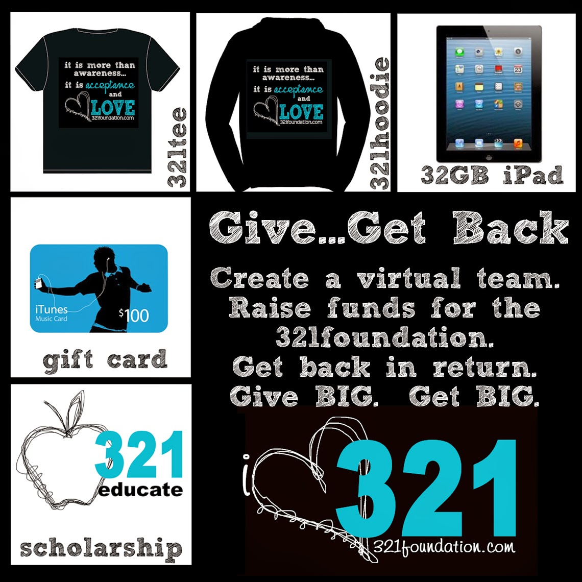 321educate! Donate Today!!!