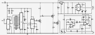 schema electronique alarme surveillance maison. Black Bedroom Furniture Sets. Home Design Ideas