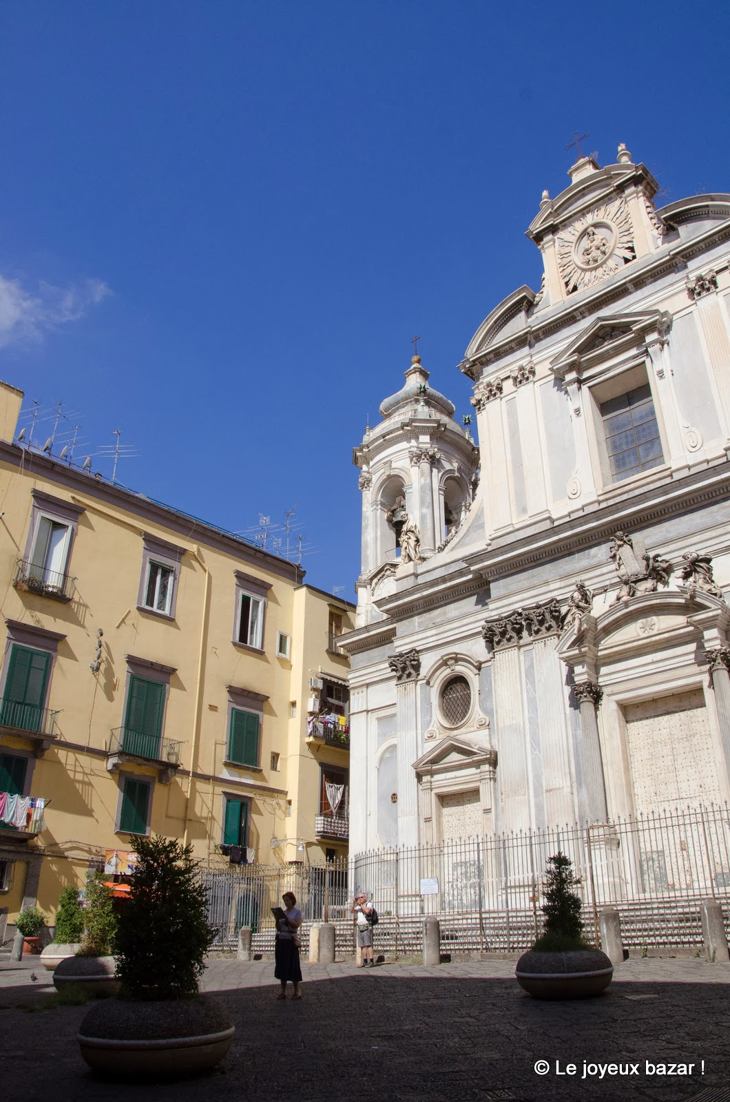 Naples - via Tribunali