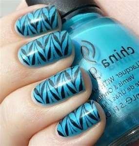 diseños nuevos para uñas cortas