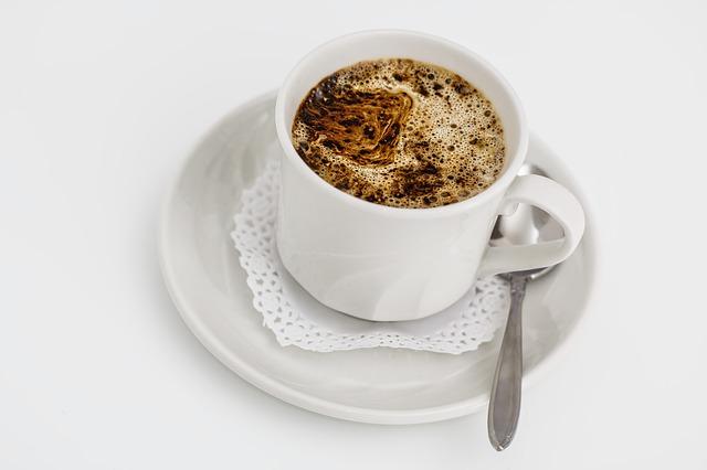 Kochająca kawę