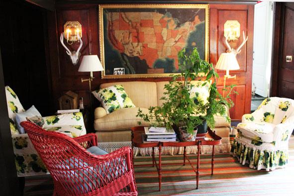 Jeffrey Bilhuber Brilliant Color Outside The Lines Jeffrey Bilhuber Redecorates Inspiration Design