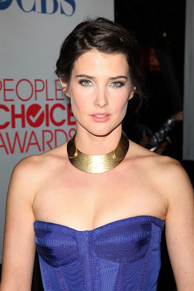 Cobie Smulders hot hd wallpapers
