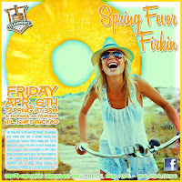 Steamworks Spring Fever Firkin