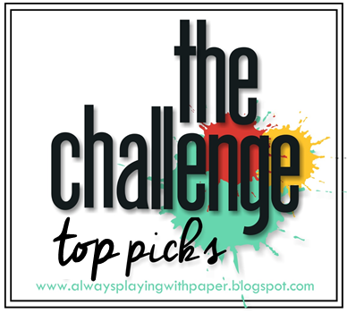 The Challenge #64 - One of three Top Picks