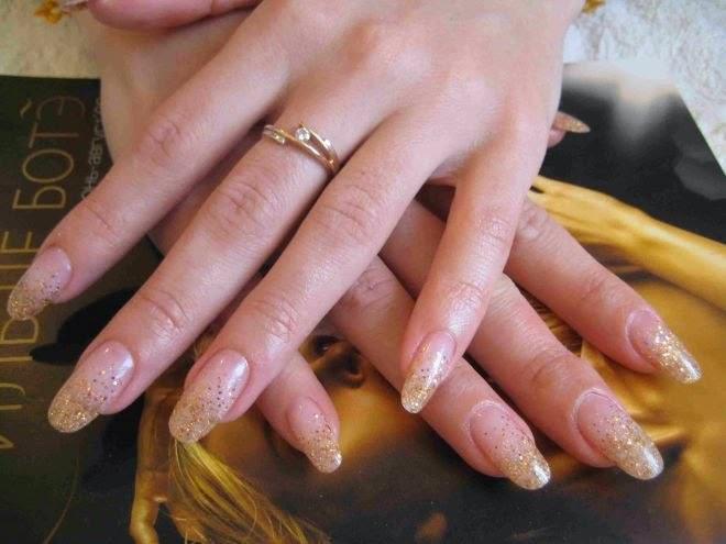 Фото всех видов нарощенных ногтей