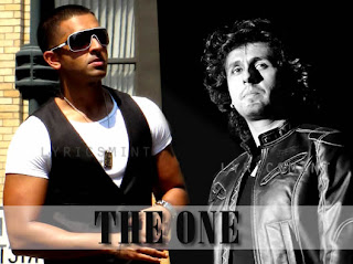 Jay Sean and Sonu Nigam