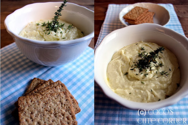 Feta Lemon Spread