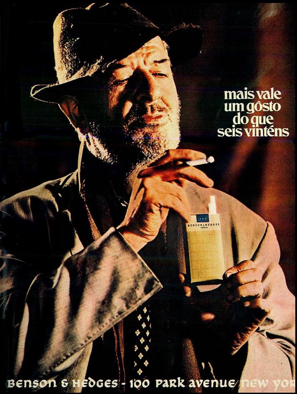 1971. propaganda anos 70. história decada de 70. reclame anos 70; propaganda cigarros anos 70. Brazil in the 70s. Oswaldo Hernandez;