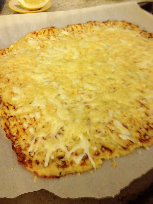 Cauliflower Not-Pizza