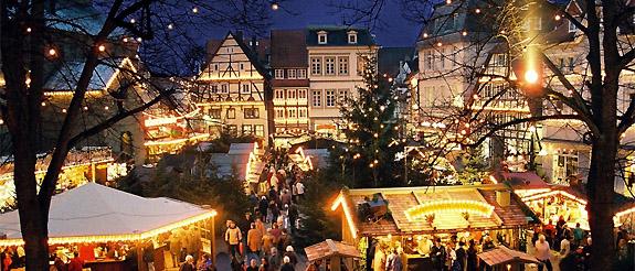 Mercadillos and markets mercadillos de navidad en berlin - Navidades en alemania ...