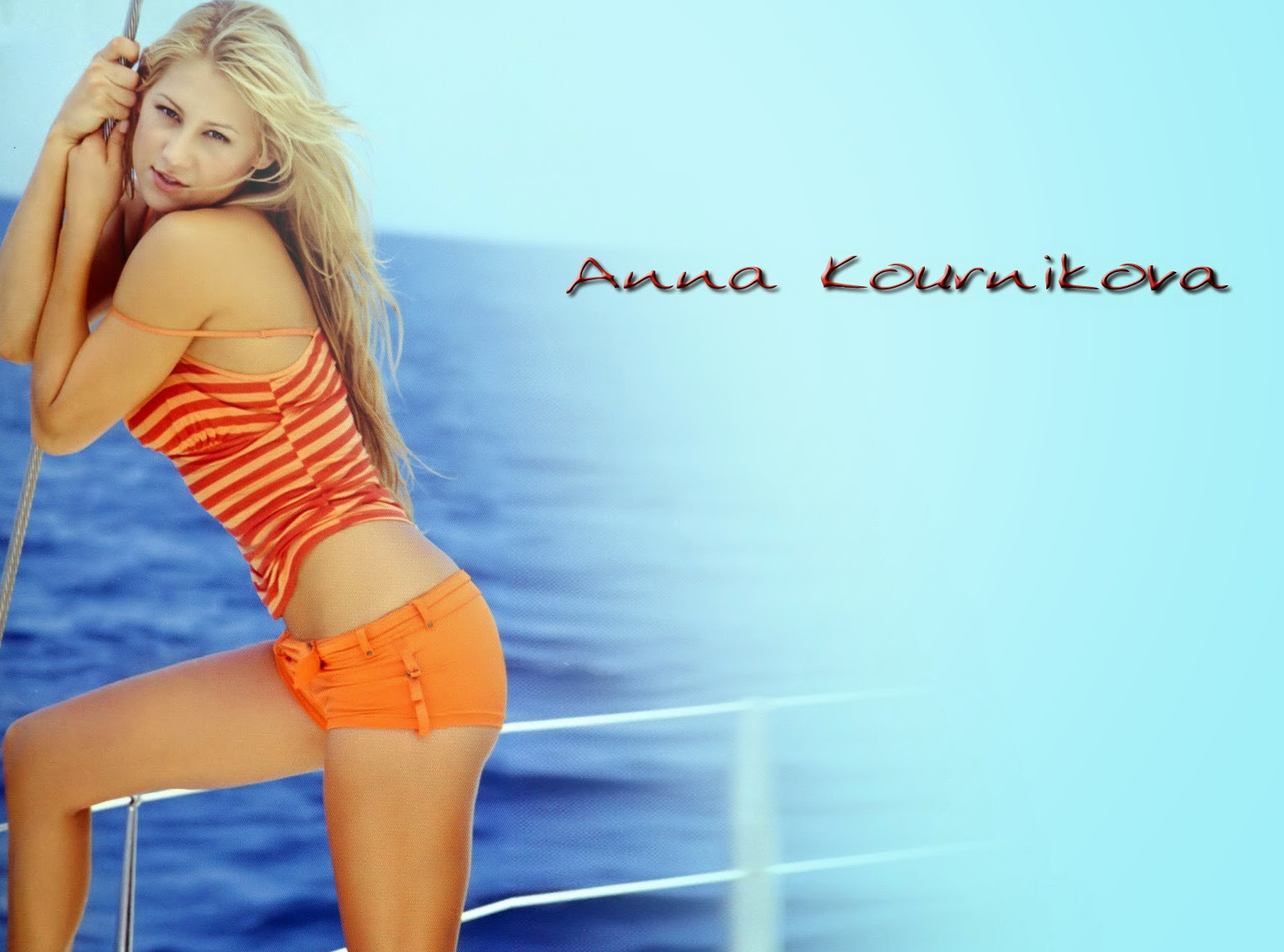 <b>Anna Kournikova</b> New HD <b>Wallpapers</b> 2014 | Lovely Tennis Stars