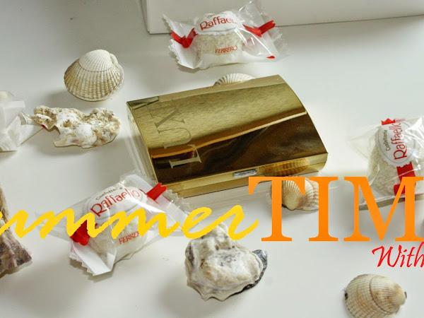 REVIEW   AVON LUXE Powder bronzer