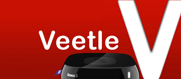 veetle on Roku