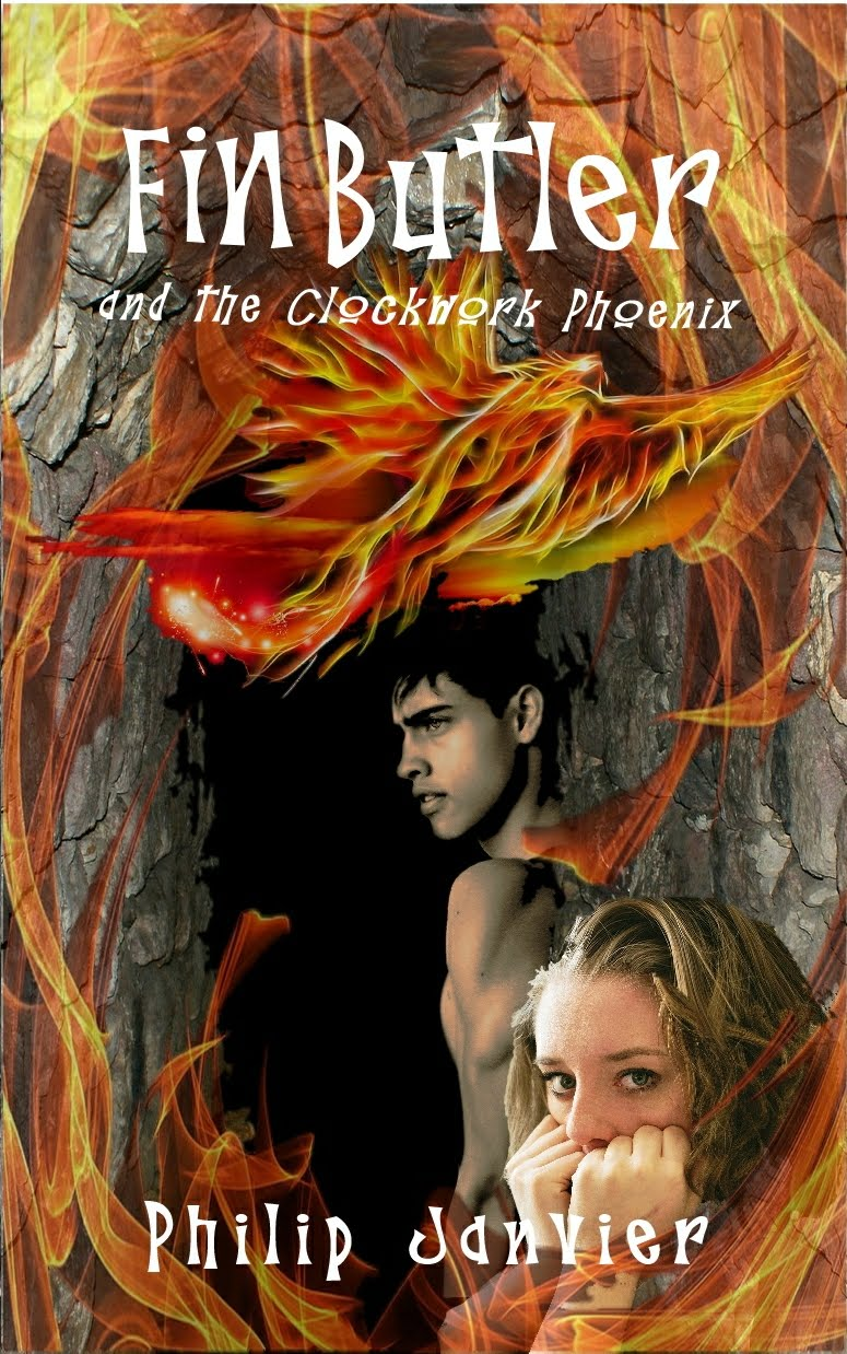 Fin Butler and the Clockwork Phoenix