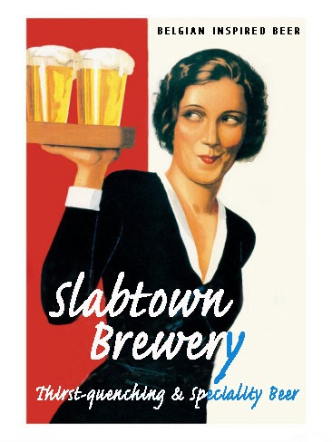 Visit the Slabtown Brewery Traverse City beer garden today!