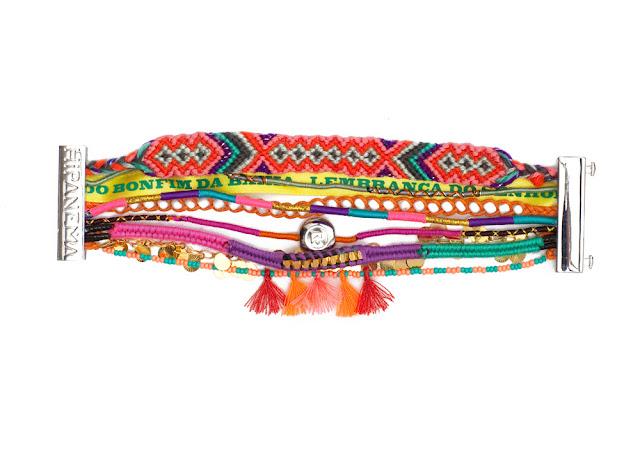pulseras, hipanema, handmade, bracelets, fashion, originales, hechas a mano, brasileñas