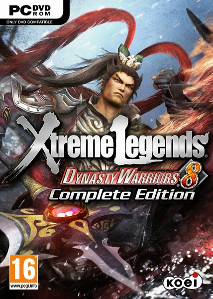 Dynasty Warriors 8 Xtreme Legends For PC BlackBox by http://jembersantri.blogspot.com