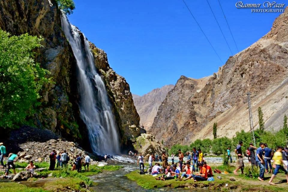 Top 20 Most Beautiful Waterfalls In Pakistan Trango Travel Tours
