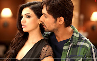 Hot Sara Loren, Randeep Hooda - Murder 3 Wallpaper