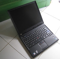 Laptop Build UP - IBM Thinkpad T42